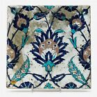 Iznik pottery tile, Turkey, 16th-17th century