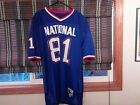 Mitchell Ness M&N Niners 49ers Pro Bowl Jerry Rice Authentic Jersey USA 52 Ripon