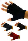 Fingerless Gloves Mens Womens Knit Hand Warmer Stretch To Fit Outdoor Work New