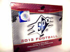 2013 SPx Football Box Upper Deck Hobby Factory Sealed 4-5 Auto-mem w FREE SHIP