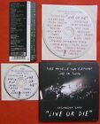 "THEE MICHELLE GUN ELEPHANT CASANOVA SAID""LIVE OR DIE""JAPAN CD+Bonus 3"
