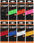 Elite Hockey Classic Hockey Skate Laces Black Red White Pink Blue Green