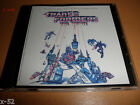 TRANSFORMERS animated movie SOUNDTRACK CD first issue VINCE DiCOLA weird al Bush