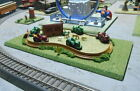 HO SCALE TRAINS CIRCUS CARNIVAL TRACTOR RIDE