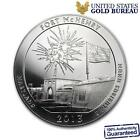 2013 America The Beautiful 5 oz Silver Coin Fort McHenry