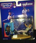 1998 Starting Lineup MLB Dave Justice Action Figure By Kenner