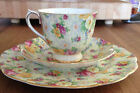 VINTAGE ROYAL ALBERT TRIO Floral Tea cup, saucer and plate
