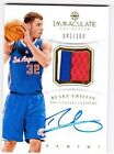 2012 Immaculate BLAKE GRIFFIN AUTO 3 COLOR GAME WORN JERSEY #41 100