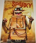 STEVE BLUM SIGNED BOXTROLLS SPARKY 12X18 MOVIE POSTER PHOTO W COA + PROOF