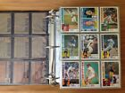 1984 Topps Baseball complete set cards in Binder