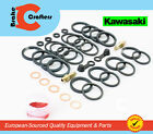 01-08 KAWASAKI ZRX1200 R ZRX 1200S 1200R  FRONT BRAKE CALIPER SEAL KIT