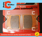2005-10 SUZUKI VS1400 S83 BOULEVARD- EUROPEAN AD CARBON FRONT BRAKE PADS 1 SET