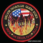 USAF BLACK OPS PHOENIX MISSION AREA 51 NRO L 49 DELTA IV H SATELLITE SPACE PATCH
