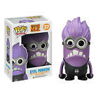 DESPICABLE ME 2 PURPLE EVIL MINION POP! MOVIES VINYL FIGURE - NEW!