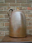 Early Antique Richard C Remmey Brown Stoneware Pottery Crock Whiskey Jug