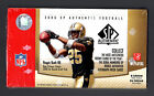 2006 UPPER DECK SP AUTHENTIC FOOTBALL HOBBY BOX FACTORY SEALED