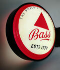 Vintage Bass Ale LIGHT UP Beer Pub Neon Sign - HUGE 24 inch Sign - NEW