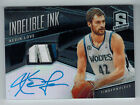 2013-14 KEVIN LOVE PANINI SPECTRA INDELIBLE INK PATCH PRIME #ED 1 1