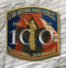 BSA Utah National Parks Council LDS 100th Anniversary ~ National Jamboree Patch
