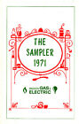The Sampler 1971, Madison Gas & Electric, Wisconsin (16083), SC Cookbook