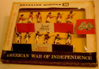 Britains Swoppet American War of Independence Set # 7385 - 12 Figures Boxed 1/32