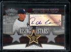 2006 Topps Triple Threads Robinson Cano Auto Jersey #172 225 New York Yankees