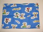 WEIGHTED LAP PAD Minnie Mickey AUTISM Sensory WASHABLE Blanket Poly Pellets