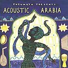 NEW - Acoustic Arabia by Putumayo Presents