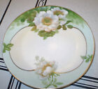 Royal Rudolstadt Prussia hand painted floral plate  6 inch
