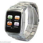 Unlocked Bluetooth Sync Call Smart SIM Phone Watch Touch GSM 2G Cellphone Camera