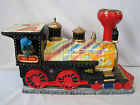 Vandor Grateful Dead Train Cookie Jar LE 4800 w/Box