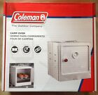 NEW Coleman Stove Top Camping Baker Oven Steel Rack Portable Camp Cooking Baking