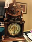 Antique Grandmother or Grandfather Clock