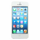 Apple iPhone 5 16 Go Blanc  Argent O2 Smartphone