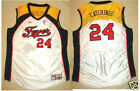 WNBA TAMIKA CATCHINGS Rookie Authentic Team Issued Indiana Fever Home Jersey