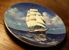 Royal Doulton Collector Plate Melvyn Buckley STS Lord Nelson 490 Ton Barque