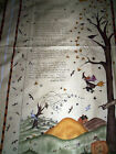4 PANELS THE HAUNTED HOLLOW II Red Rooster Paton STORY