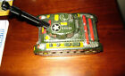 VINTAGE JAPANESE GREEN TIN M2 SUPER TANK HTF!!!
