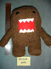 "Domo Brown 9.5"" Plush Stuffed Animal by Kellytoy – NWT No Reserve"