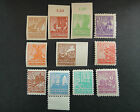 Germany 1946 Stamps MNH SOVIET ZONE RUSSIAN OCCUPATION GERMAN DEMOCRATIC REPUBLI