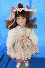 IRISH EYES by BRINNS DOLLS Collection LIMITED EDITION Porcelain Doll