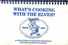 Milwaukee Wisconsin Usinger's Famous Sausage Cookbook Cooking With Elves 1st Ed