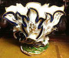 FREE SHIPPING! Antique Signed Old Paris Porcelain Vase/Jardiniere/Centerpiece