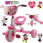 DISNEY MINNIE MOUSE BIKE TRIKE TRICYCLE KID CHILD 3 WHEEL CAR RIDE ON TOY