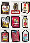1967 Topps Wacky Packages Complete DIE CUT Set of 44 EXCELLENT w PSA 7 Packs