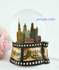 purple rain forest music box Snowglobe - Retro SangHai City 古典上海