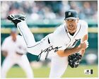 Authenticated Justin Verlander Signed Autograph 8x10 - Detroit Tigers