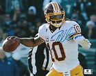 Authenticated Robert Griffin III Signed Autograph 8x10 - Washington Redskins