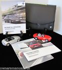 2012 BMW 3 Series in GERMAN   328i W/NAV 335i 320d 320ed Owners Manual Set #B892