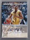 2003-04 Bowman Chris Bosh Signs of the Future On Card Auto Rc